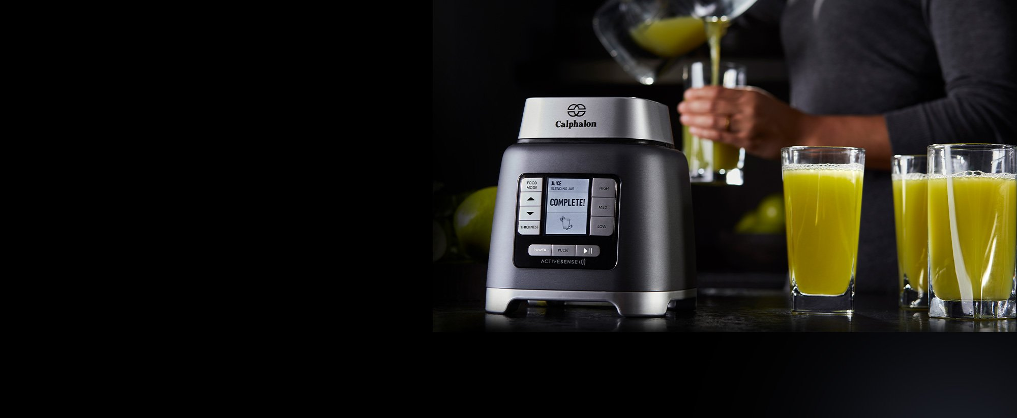 Calphalon Activesense blender