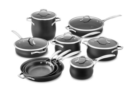 Calphalon Unison Nonstick 15-pc. Cookware Set