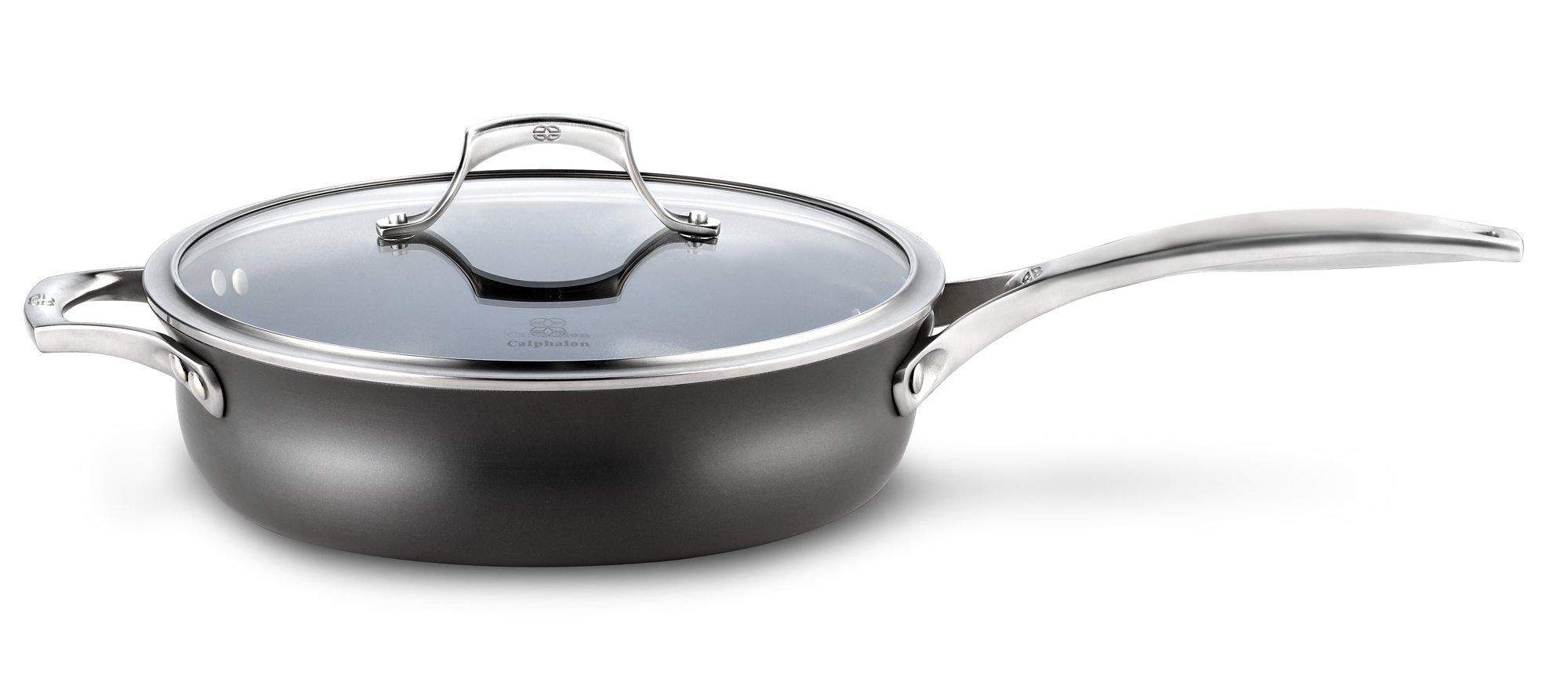 Calphalon Unison Nonstick 4-qt. Saute Pan with Cover