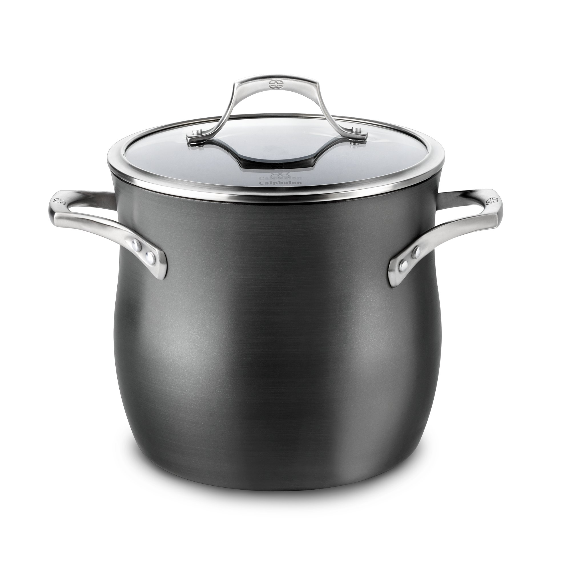 Calphalon Unison Nonstick 8-qt. Stock Pot with Cover