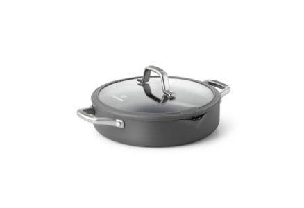 Simply Calphalon Easy System Nonstick 3-qt. Sauteuse with Cover