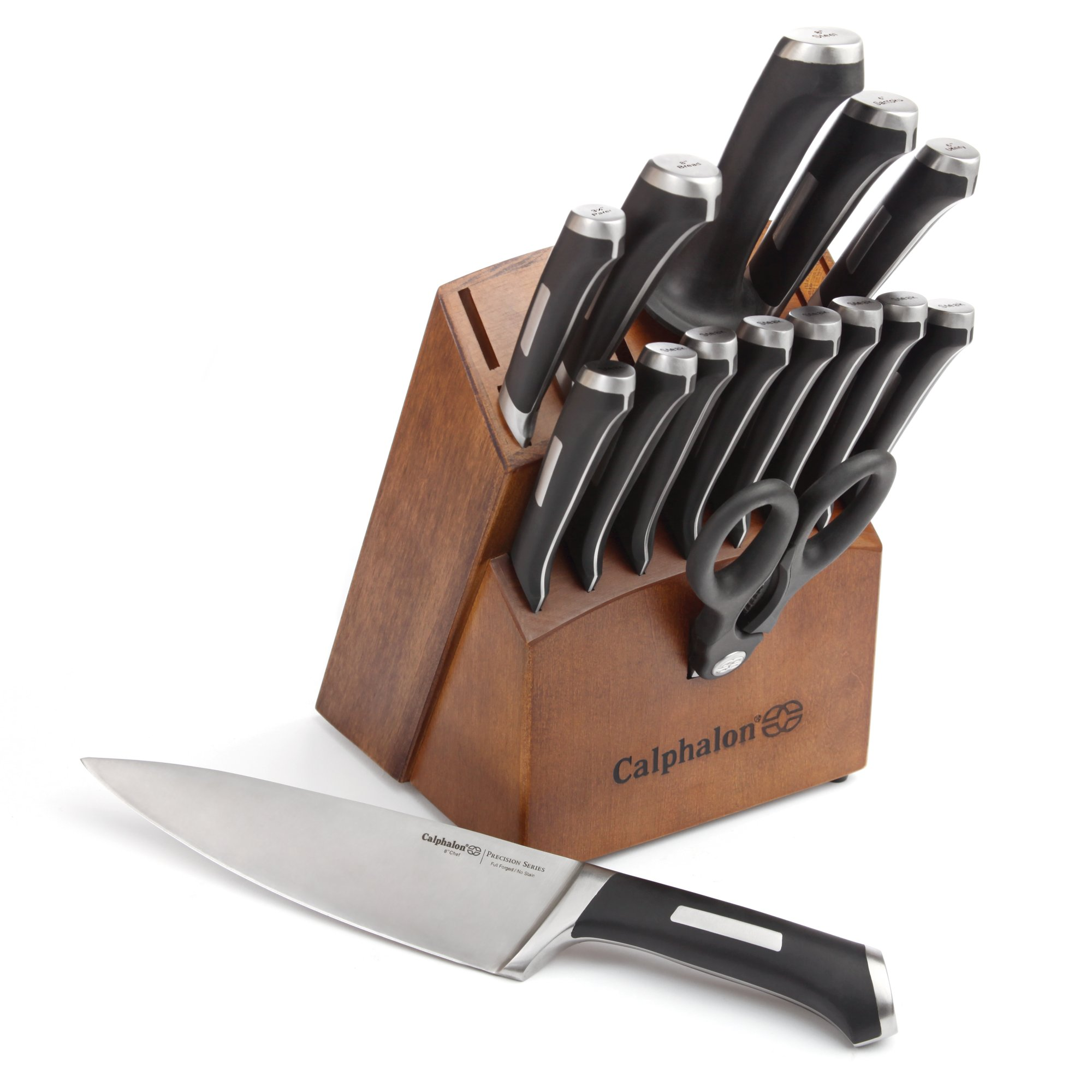 Calphalon Precision Series 16-pc. Cutlery Set