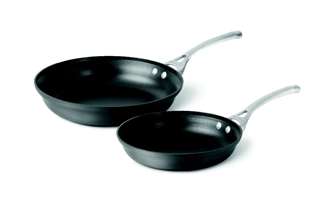 Calphalon Contemporary Nonstick 10-in. & 12-in. Fry Pan Set