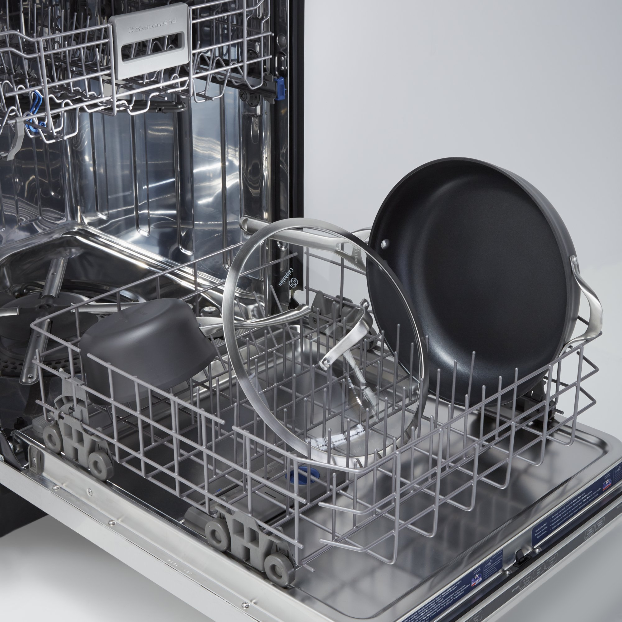 dishwasher and oven safe the calphalon nonstick