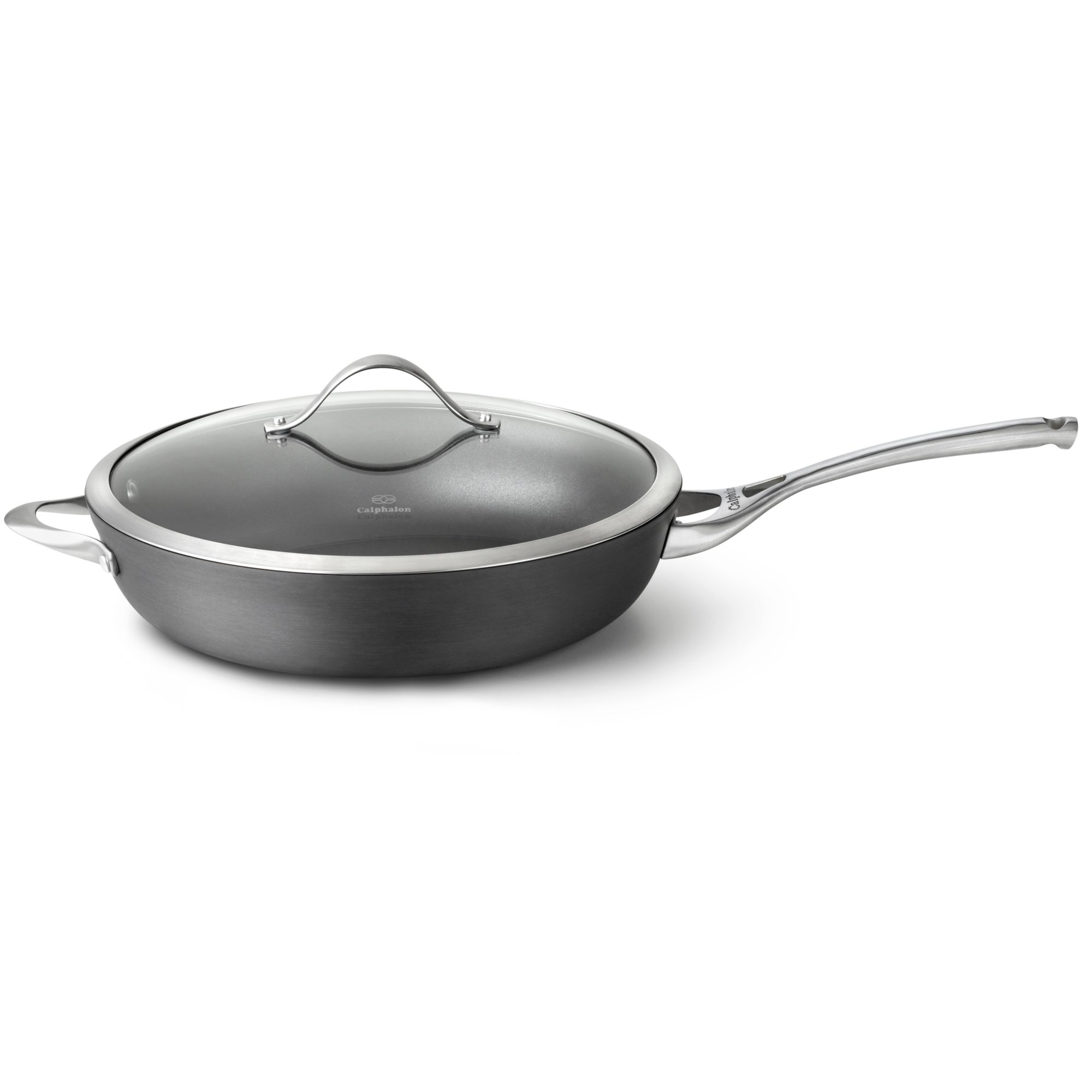 Calphalon Contemporary Nonstick 13 In Deep Skillet With