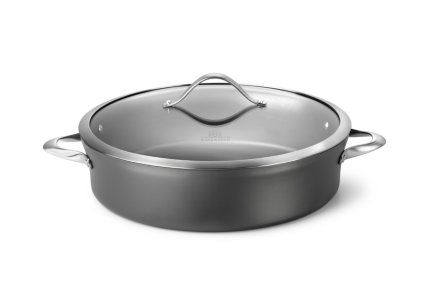 Calphalon Contemporary Nonstick 7-qt. Sauteuse with Cover