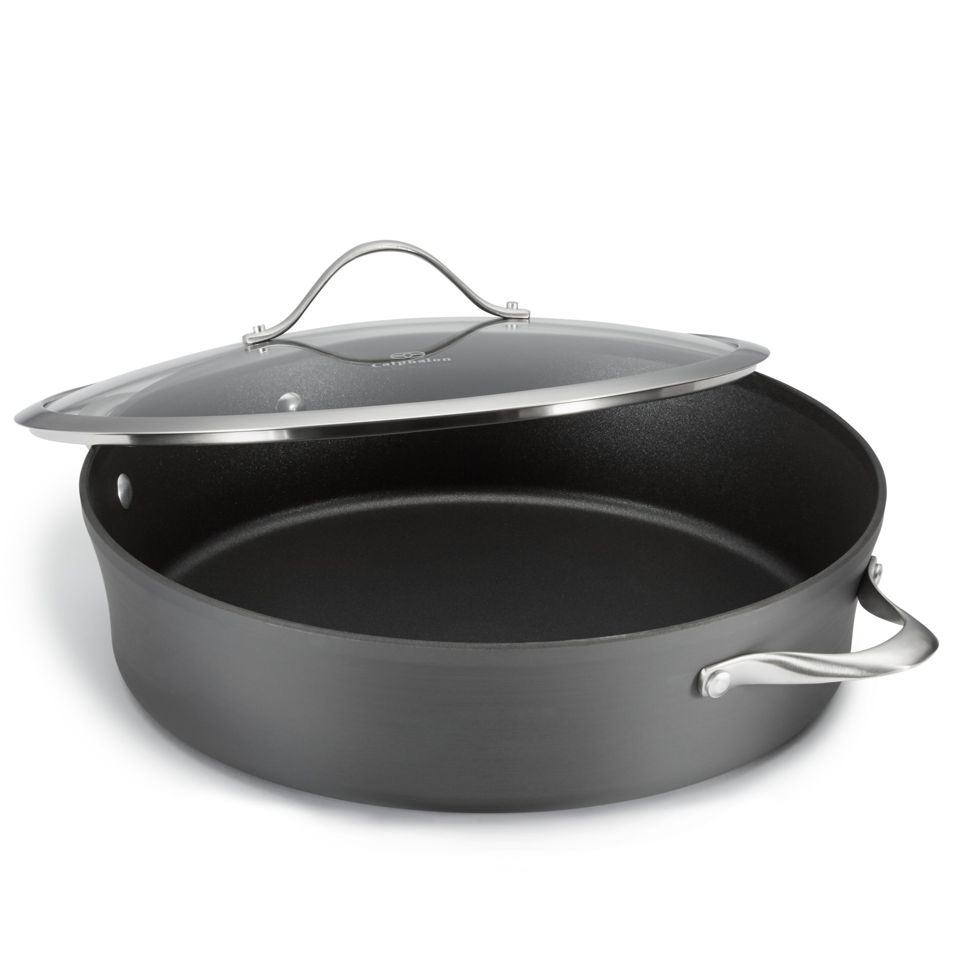 Calphalon Contemporary Nonstick 7 Qt Sauteuse With Cover