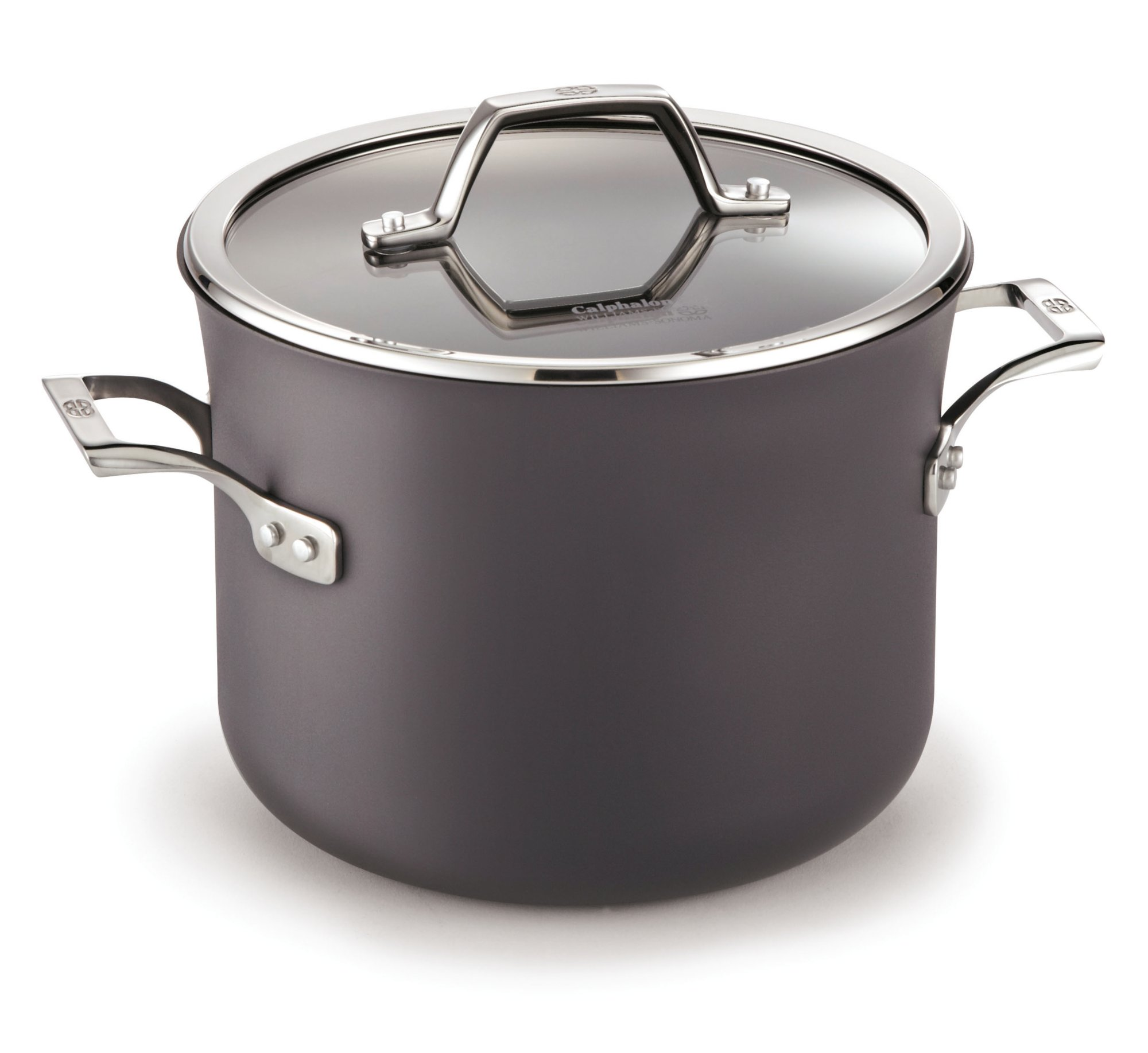 Calphalon Williams-Sonoma Elite Nonstick 6-qt. Stock Pot with Cover