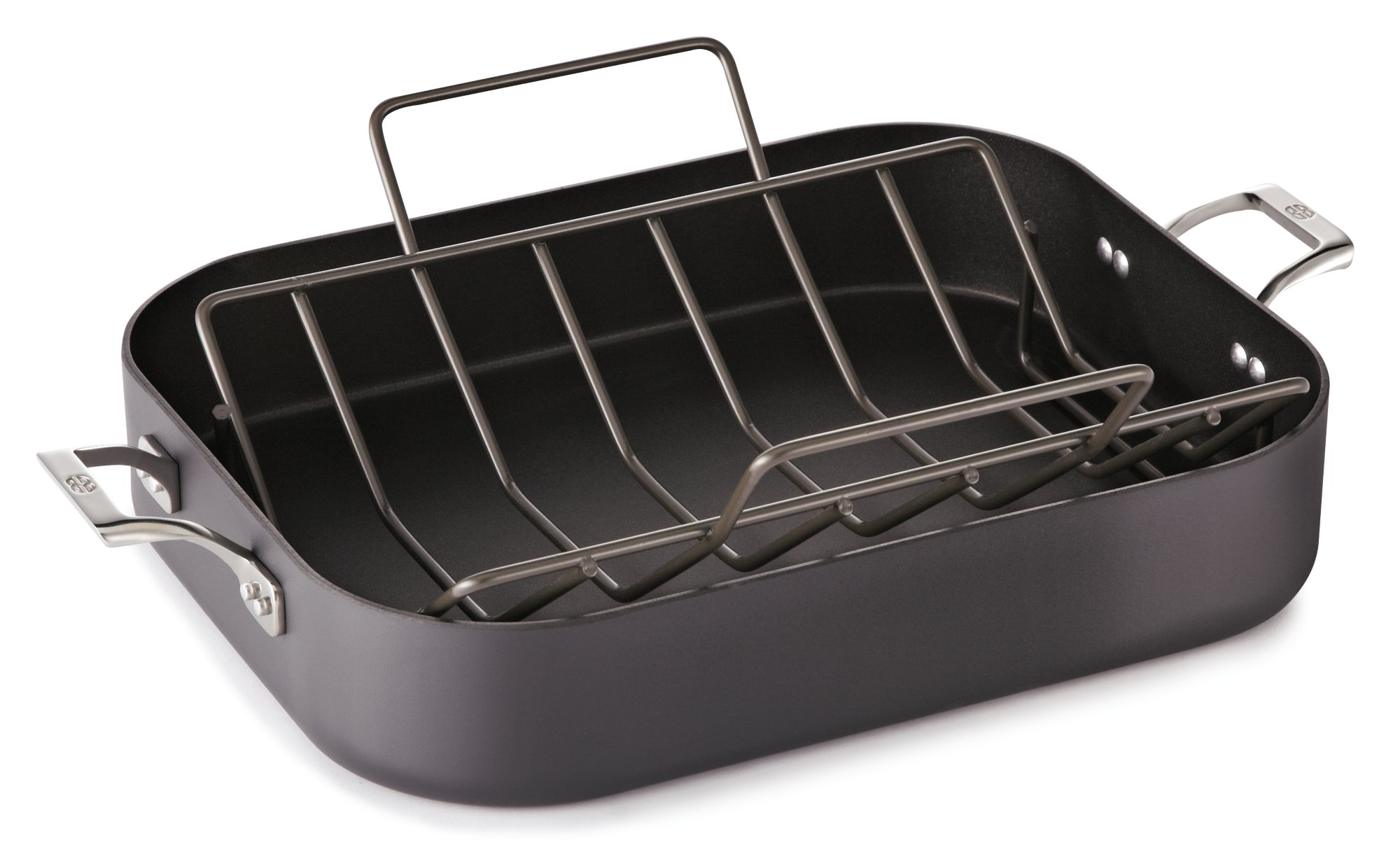 Calphalon Williams-Sonoma Elite Nonstick 16-in. Roaster & Rack
