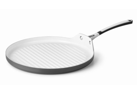 Simply Calphalon Ceramic Nonstick 13-in. Round Grill