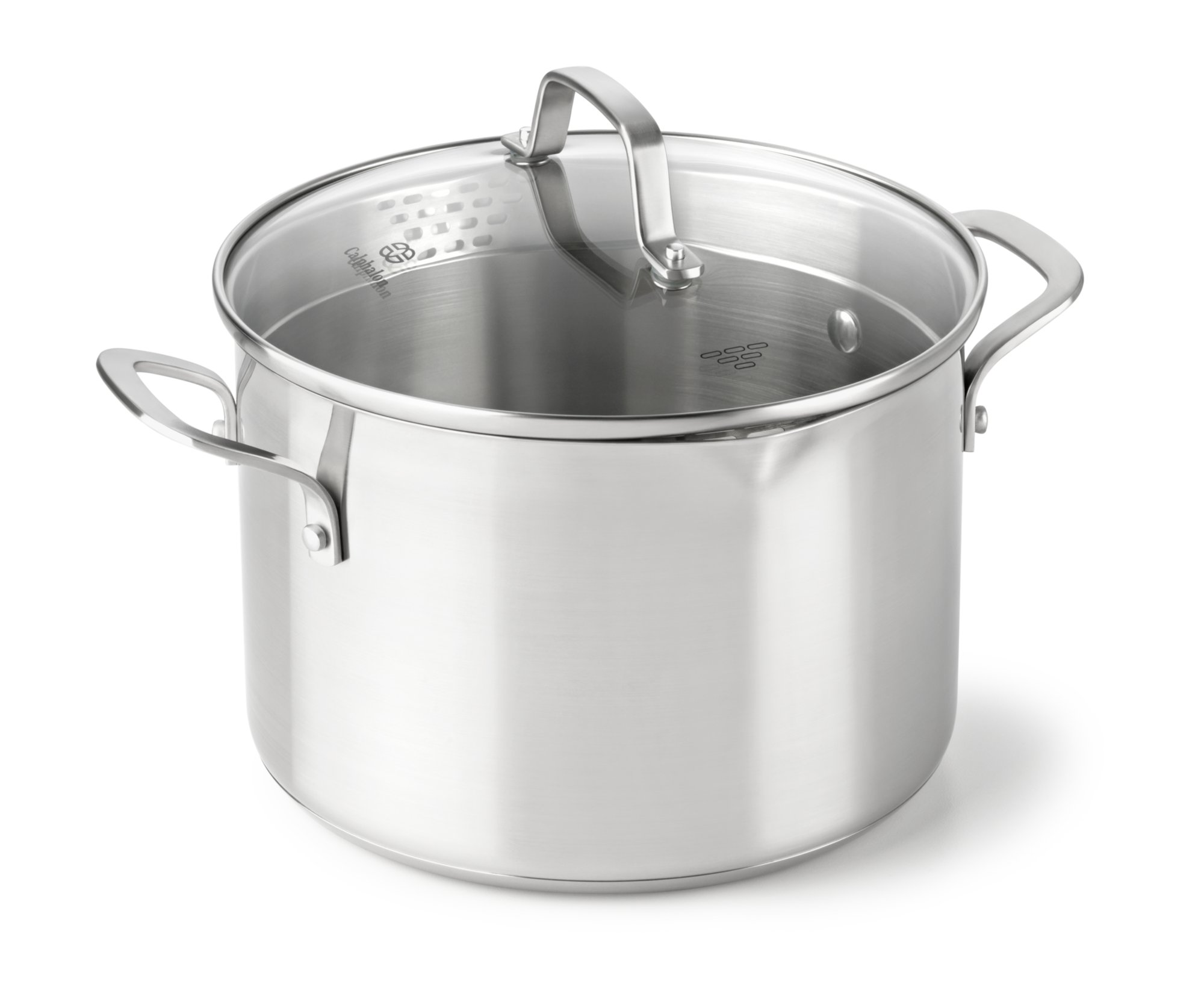 Calphalon Classic Stainless Steel 6qt Stock Pot With Cover