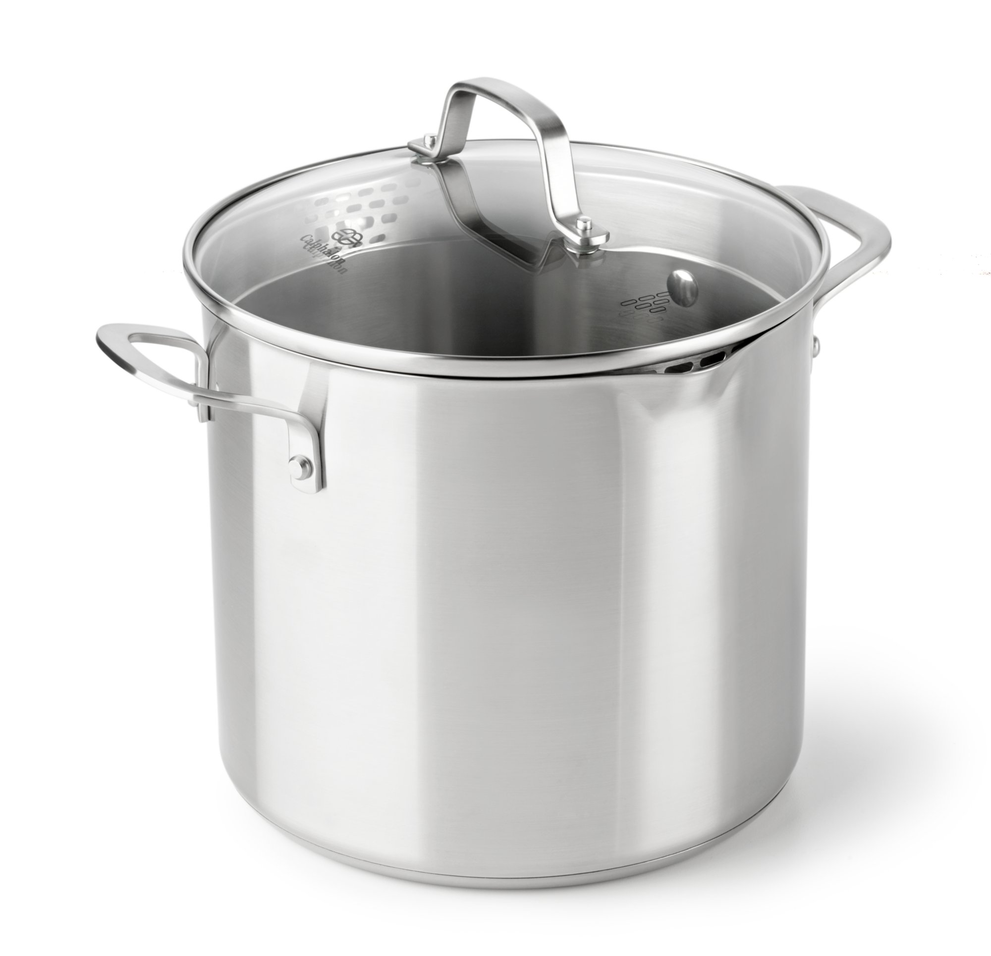 Calphalon Classic Stainless Steel 8-qt. Stock Pot with Cover