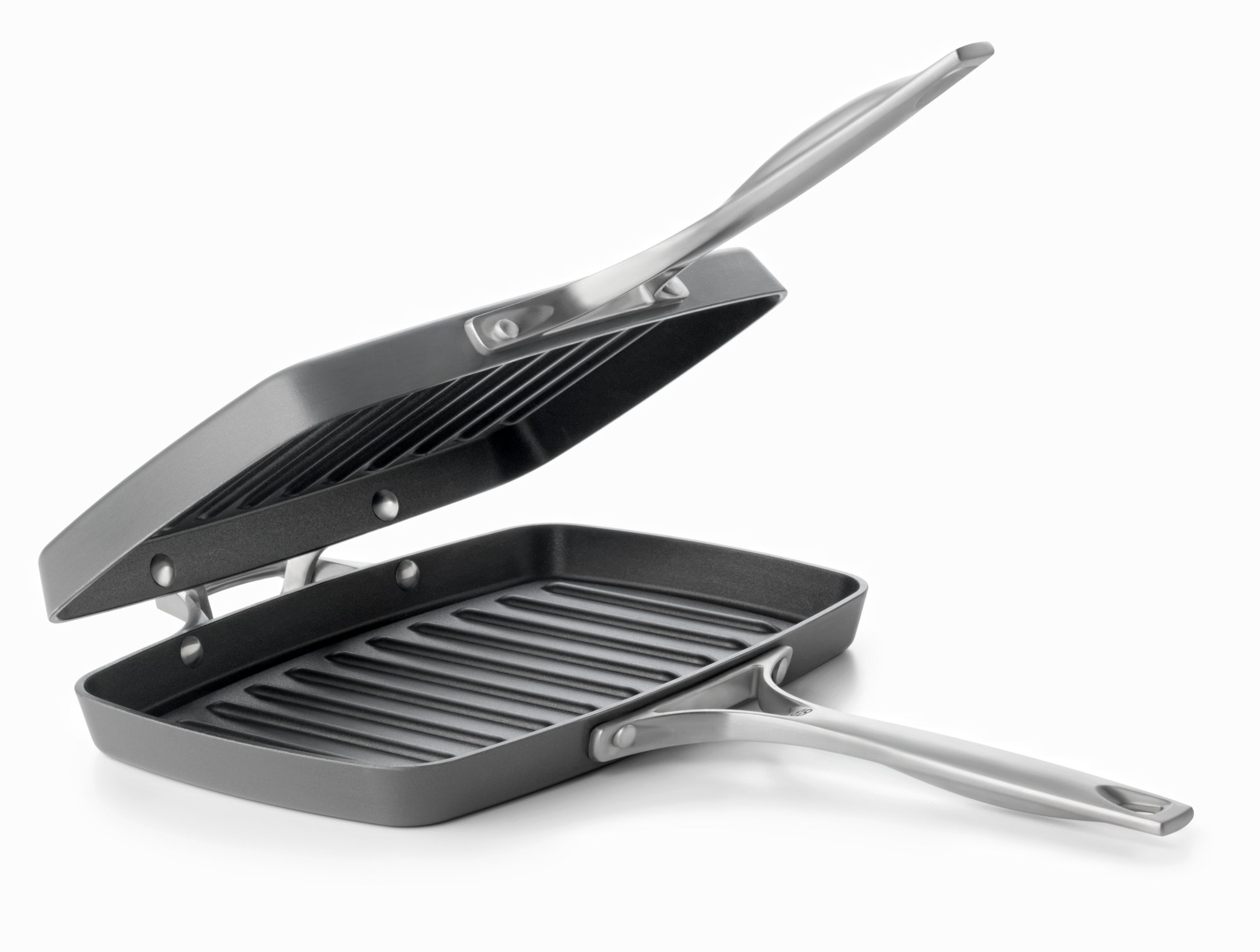 Calphalon Unison Nonstick Double Grill Press