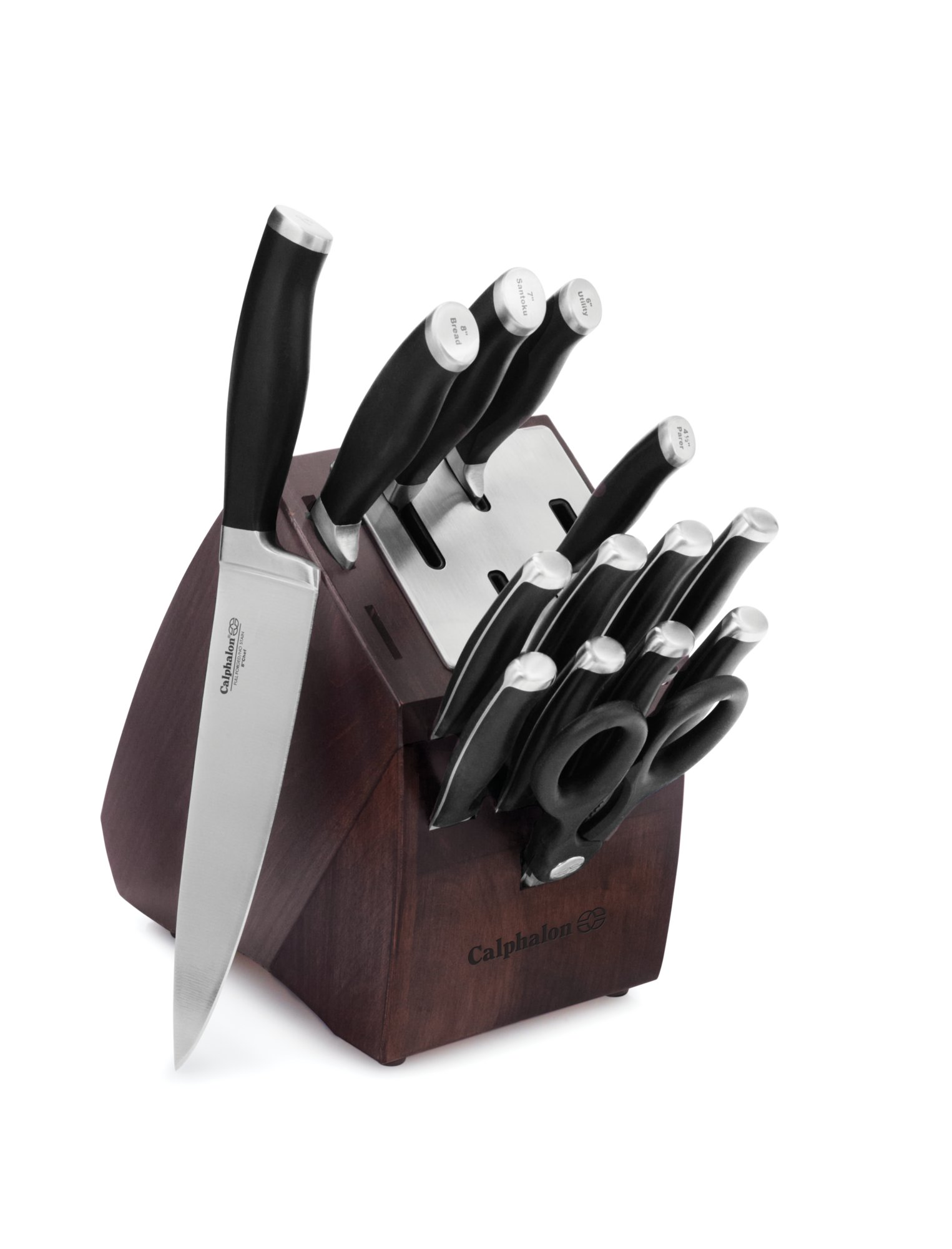 Self-Sharpening Knife Sets