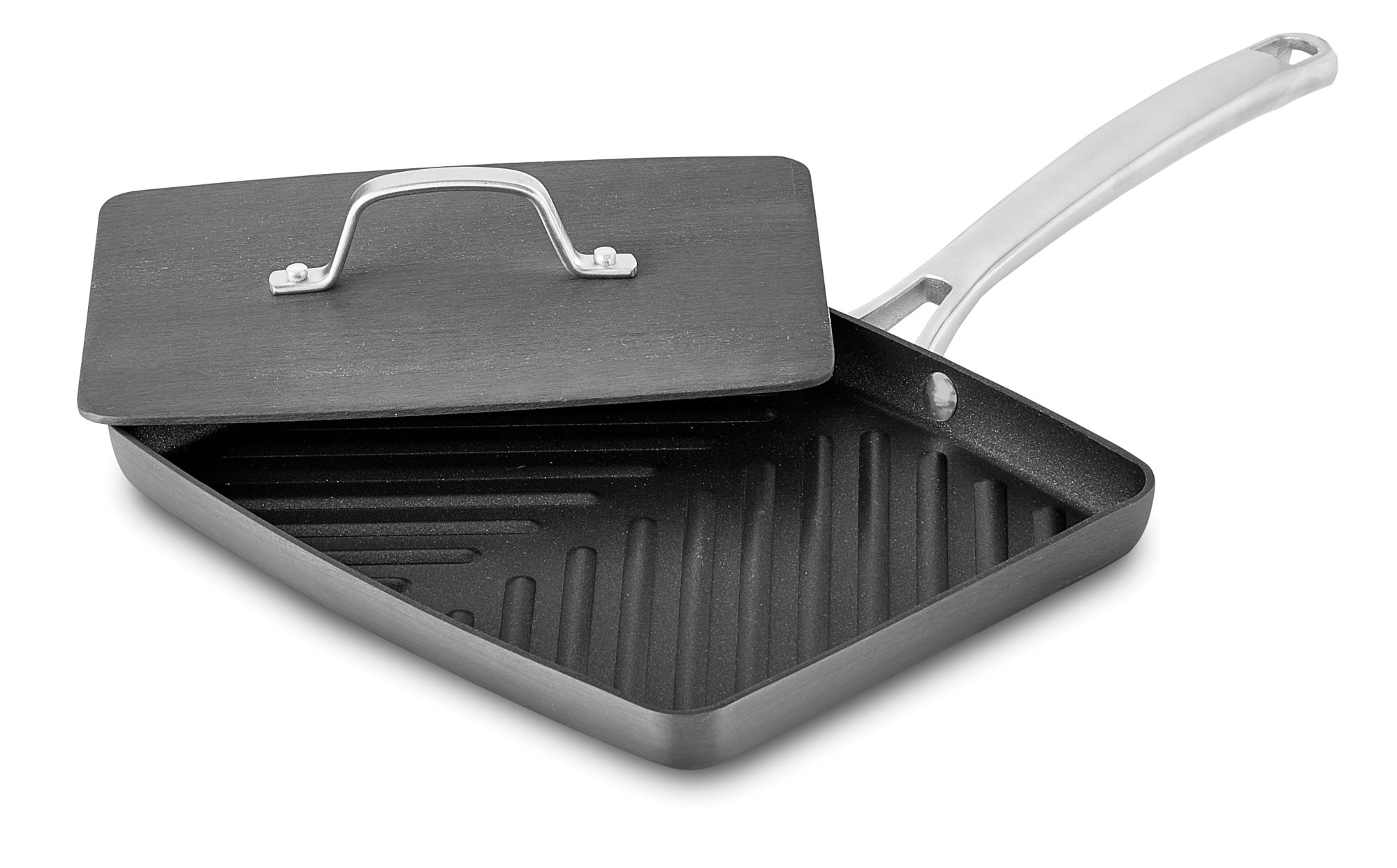 Calphalon Classic™ Nonstick Panini Pan and Press