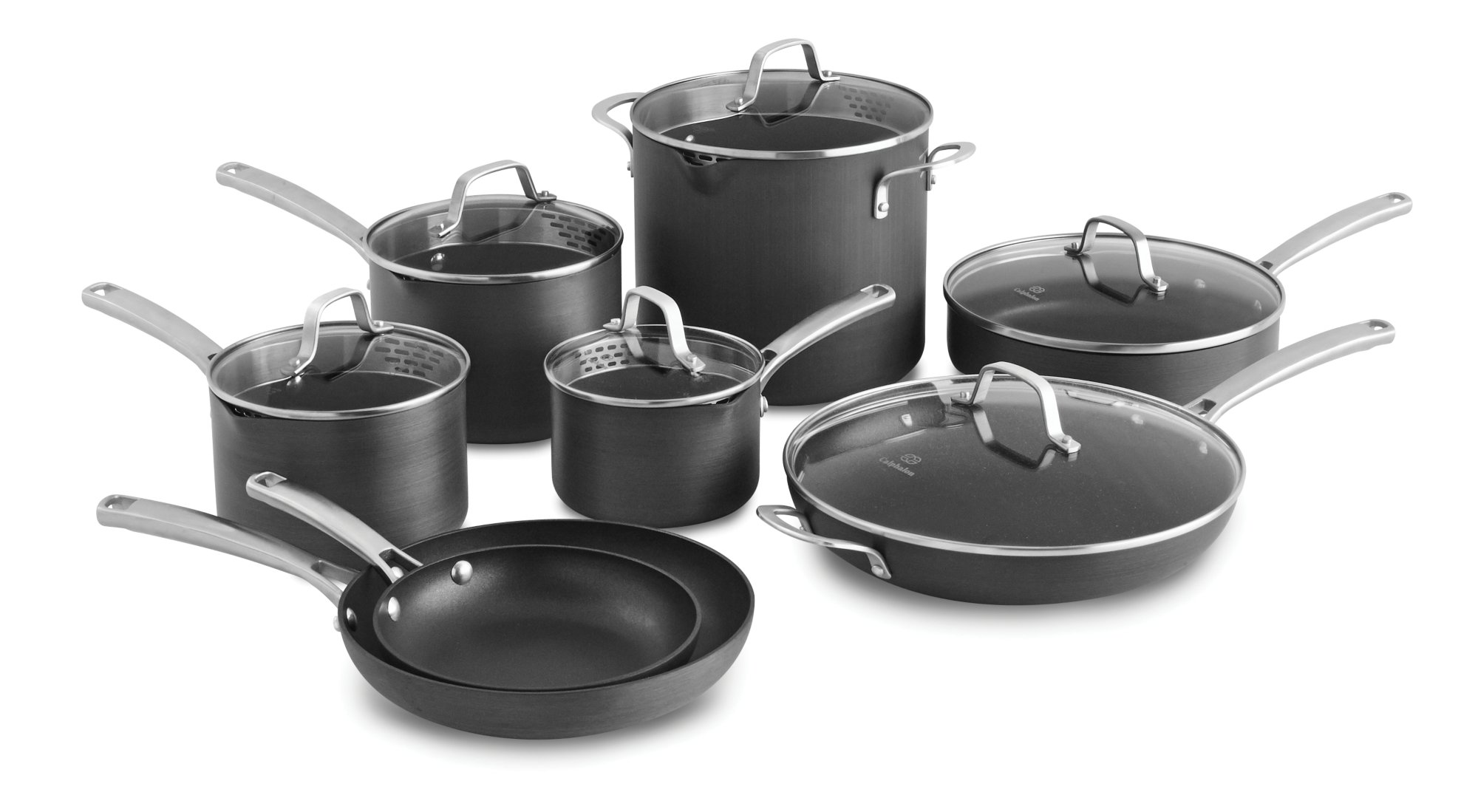Calphalon Classic™ Nonstick 14-pc. Cookware Set