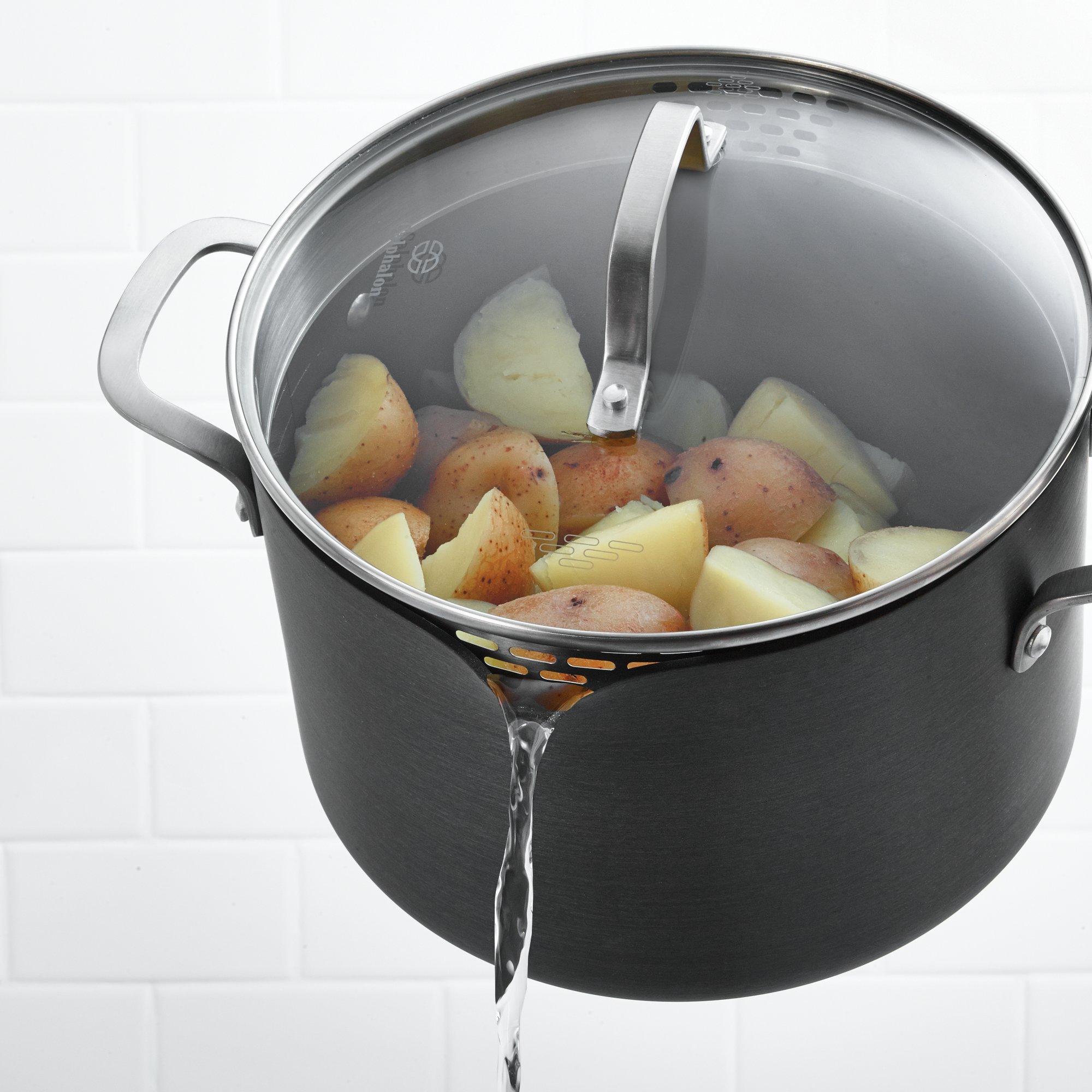 Calphalon Classic Nonstick 10 Pc Cookware Set