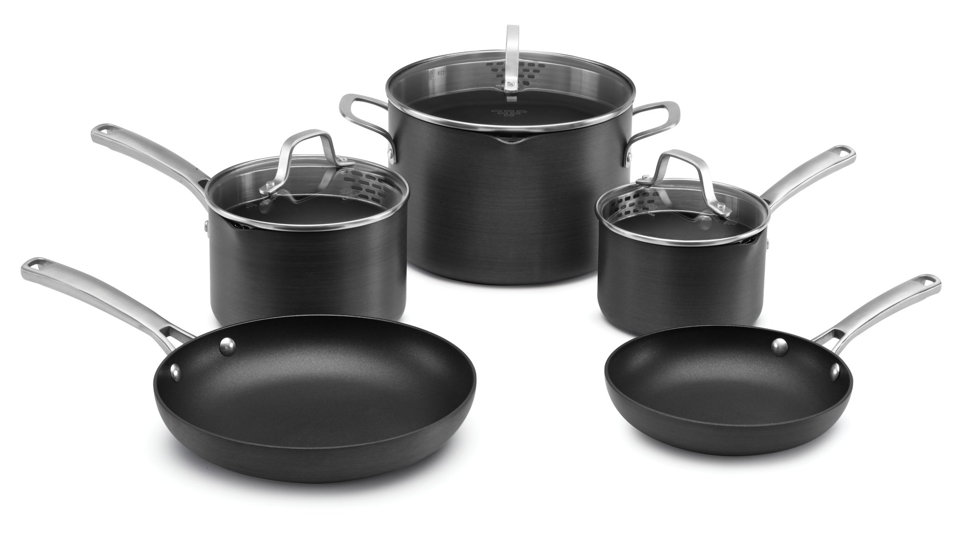 Calphalon Classic™ Nonstick 8-pc. Cookware Set