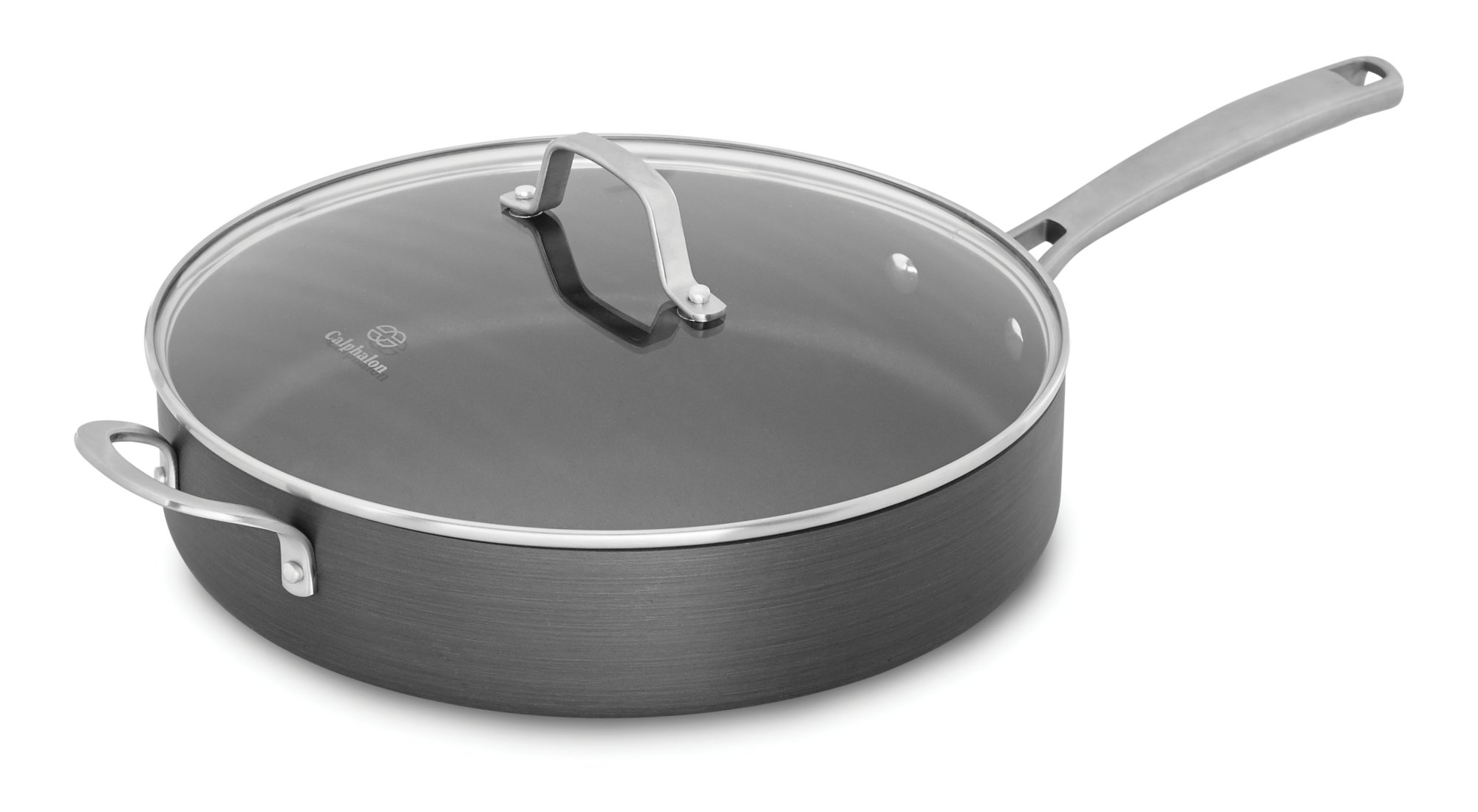 Calphalon Classic™ Nonstick 5-qt. Saute Pan with Cover