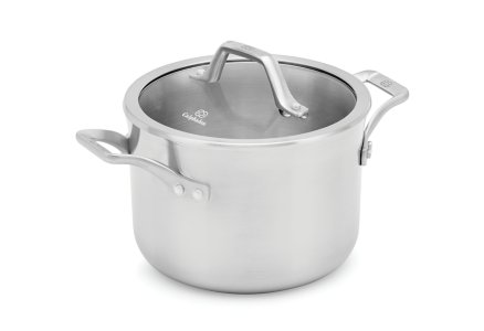 Calphalon Signature™ Stainless Steel 4-qt. Soup Pot with Cover