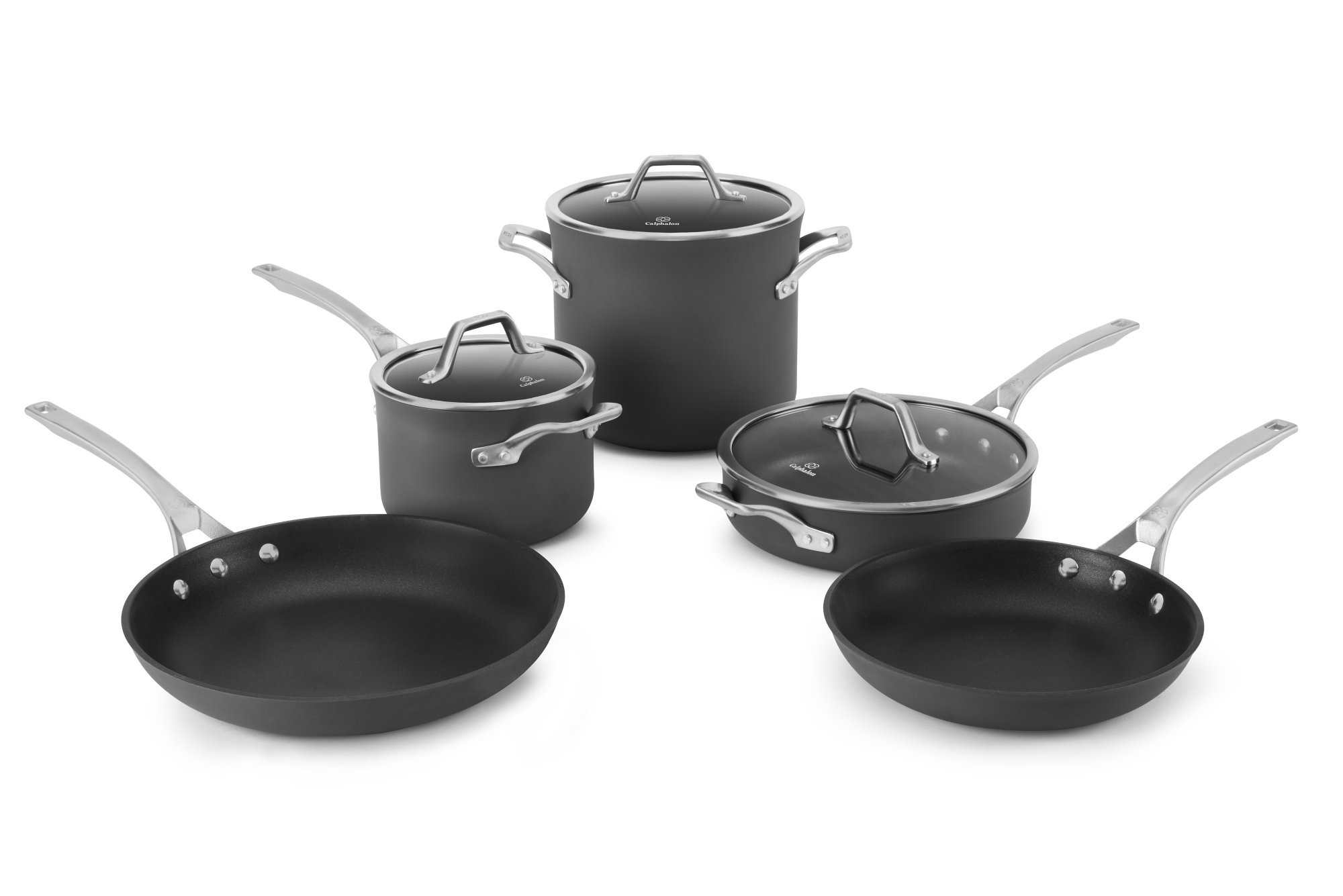 Calphalon Signature™ Nonstick 8-pc. Cookware Set