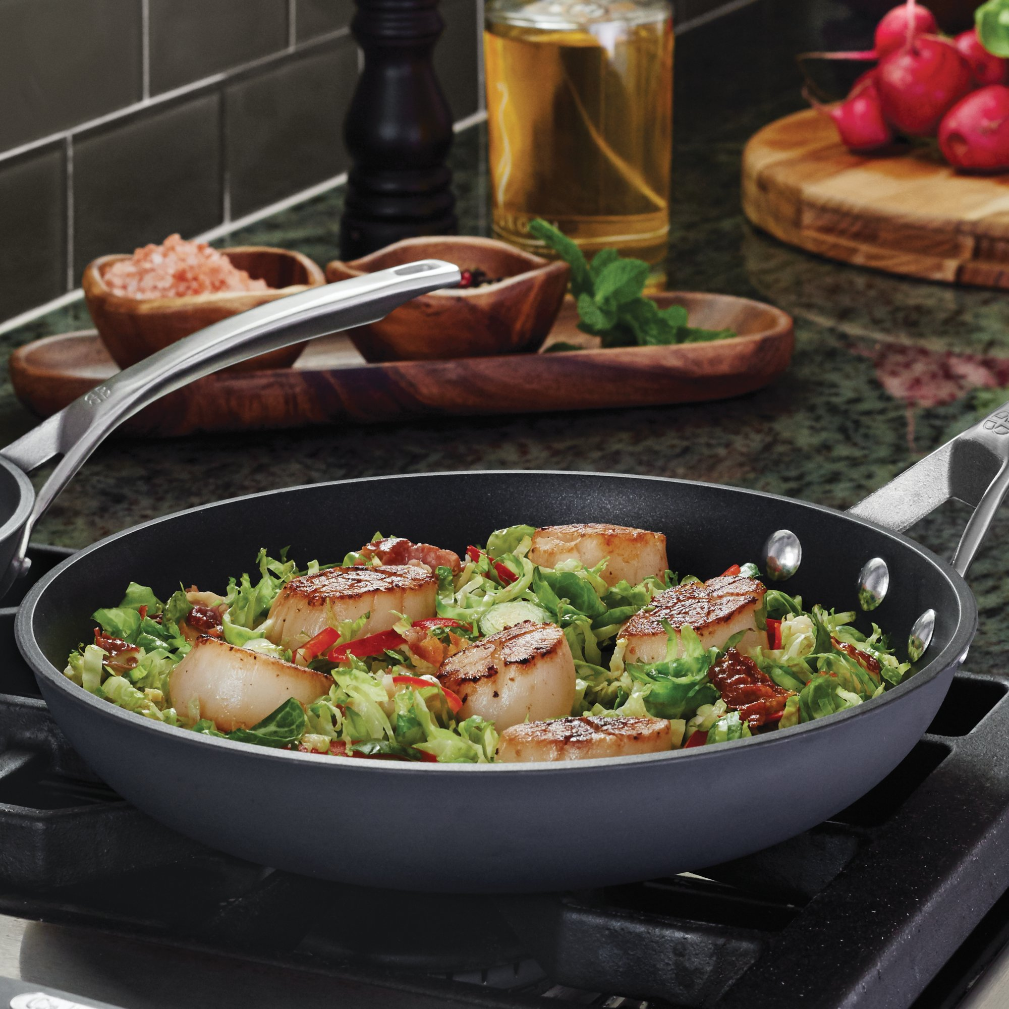 Calphalon Signature Nonstick 8 In And 10 In Omelette