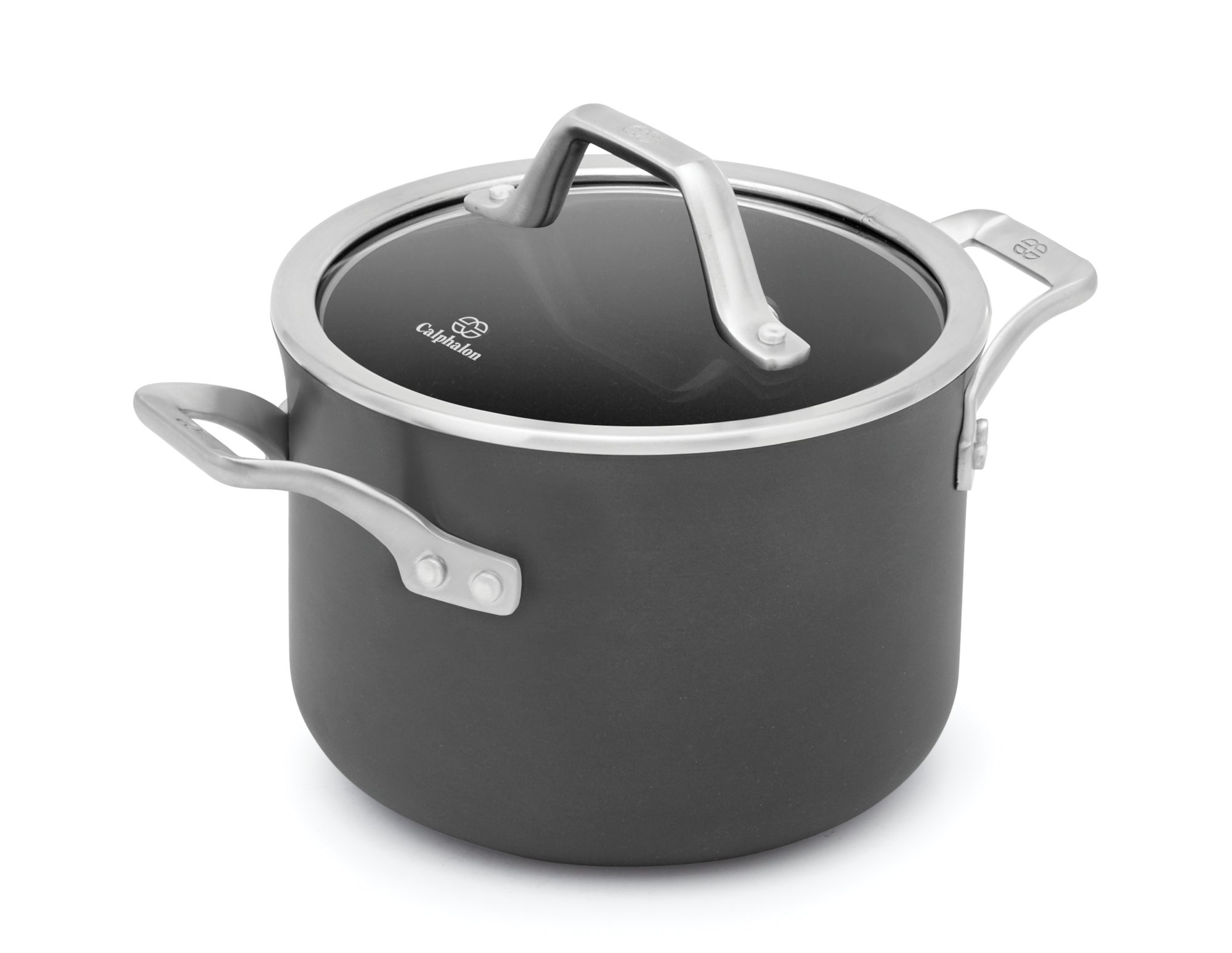 Calphalon Signature™ Nonstick 4-qt. Soup Pot with Cover