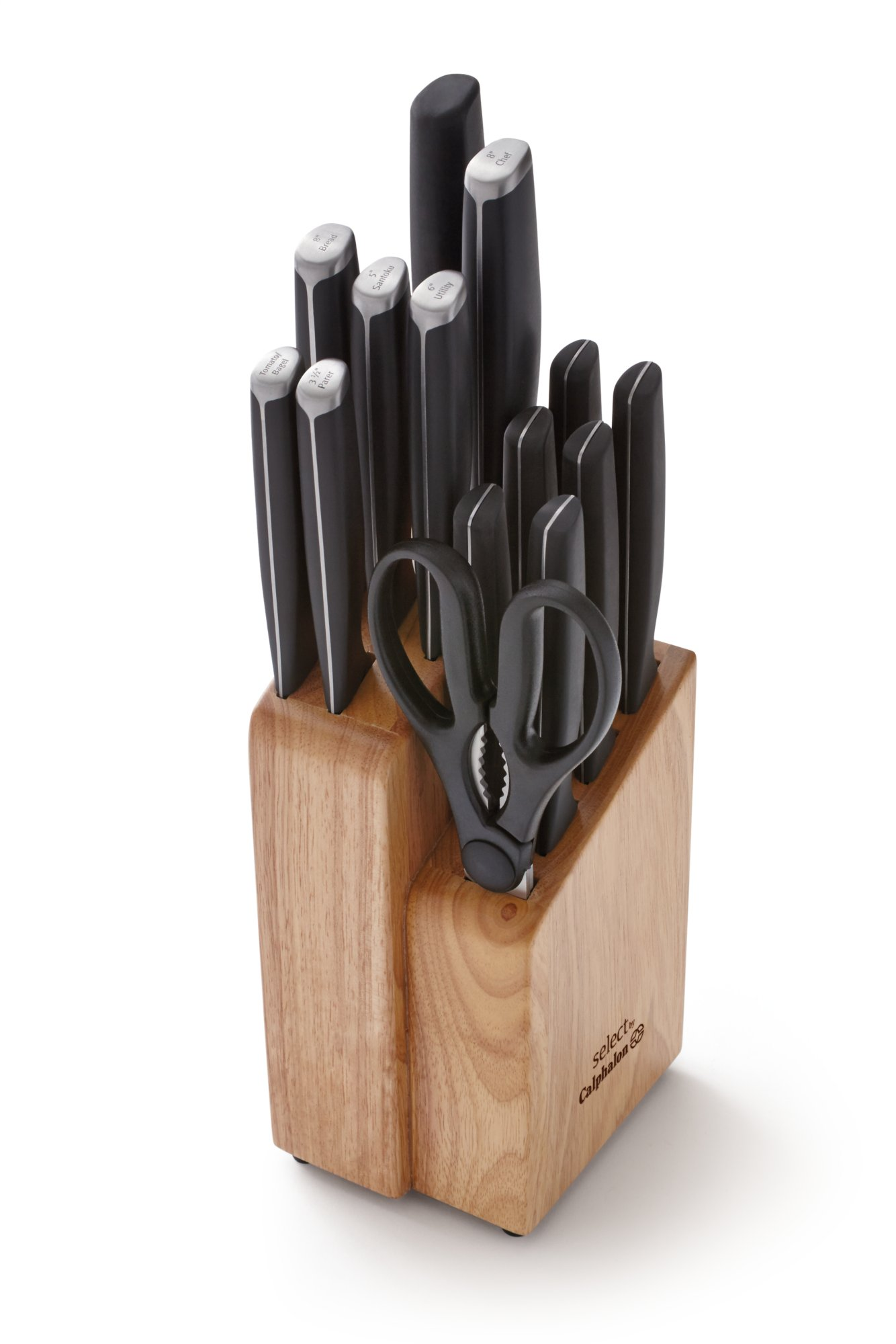 Select by Calphalon 15-piece Cutlery Set