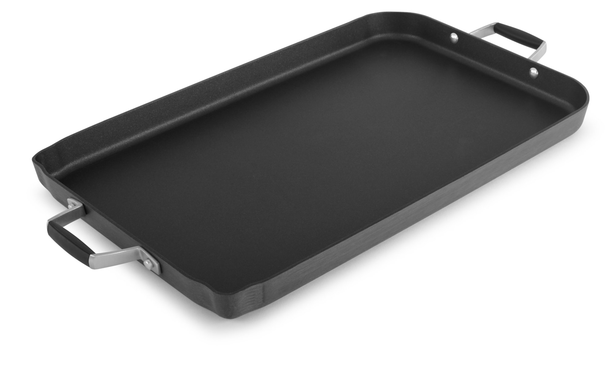 Select by Calphalon Hard-Anodized Nonstick Double Griddle