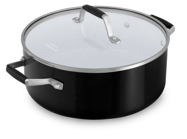 Select By Calphalon Ceramic Nonstick 5-Quart Dutch Oven