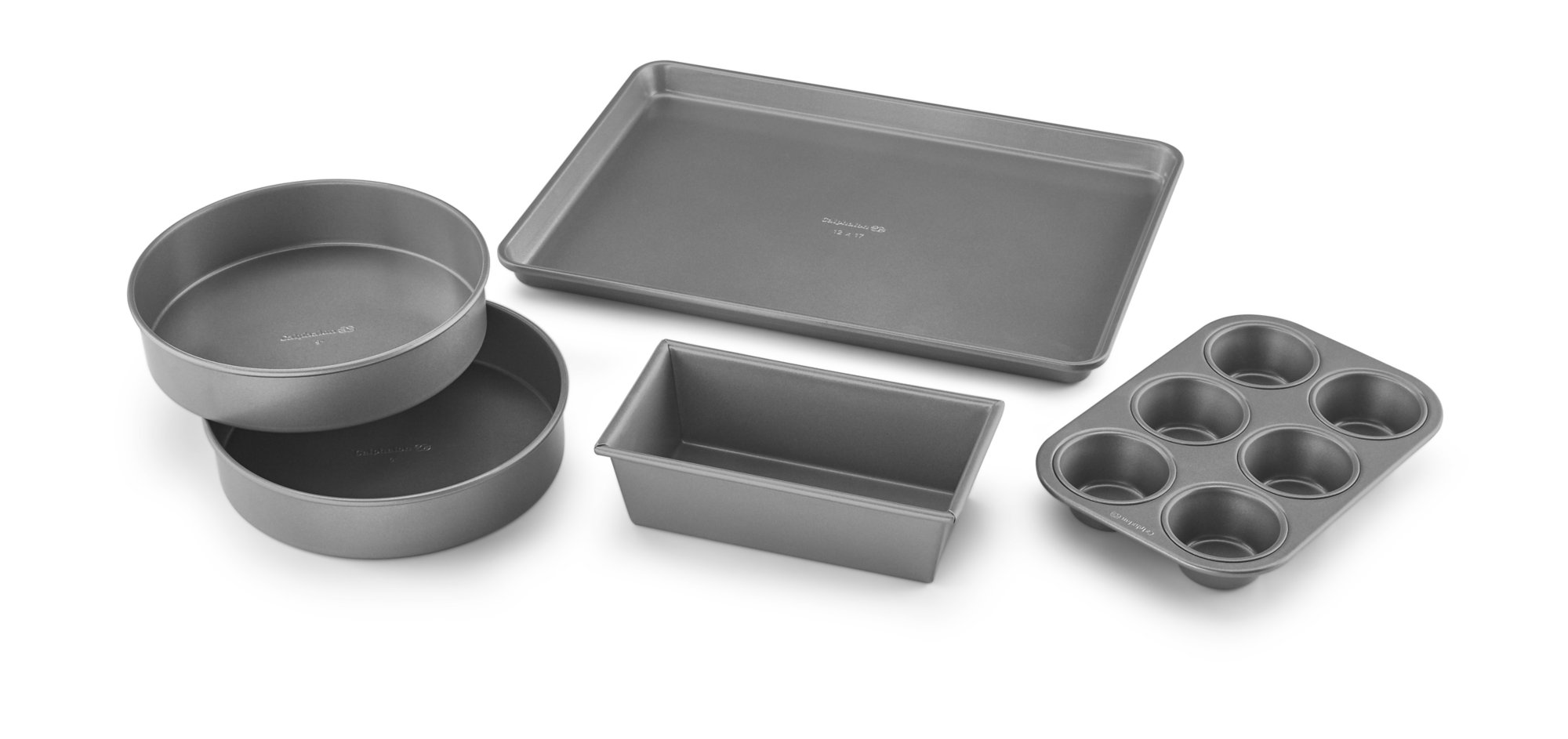 Select by Calphalon Nonstick 5-piece Bakeware Set