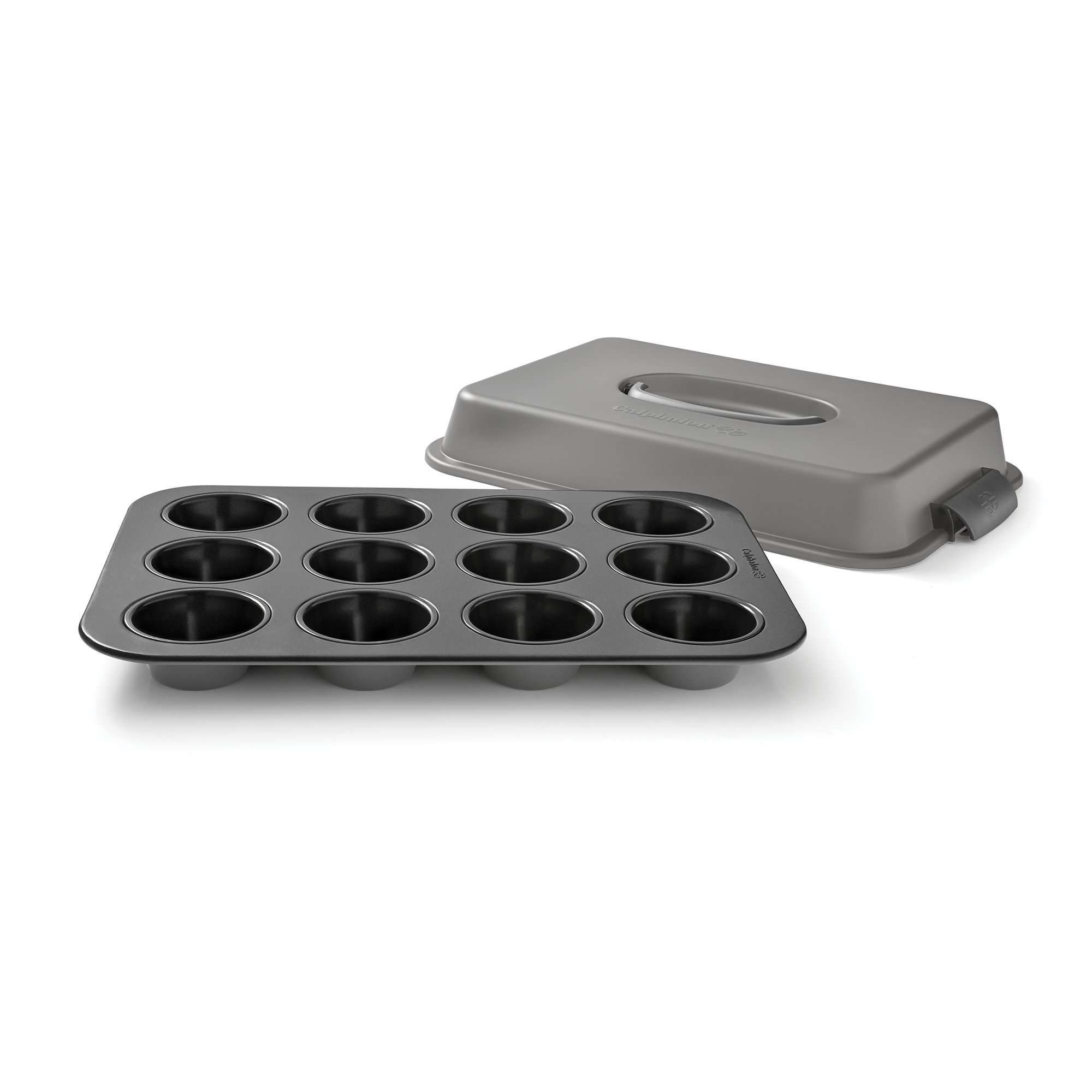 Calphalon Signature Nonstick Bakeware 2-Piece Muffin Set
