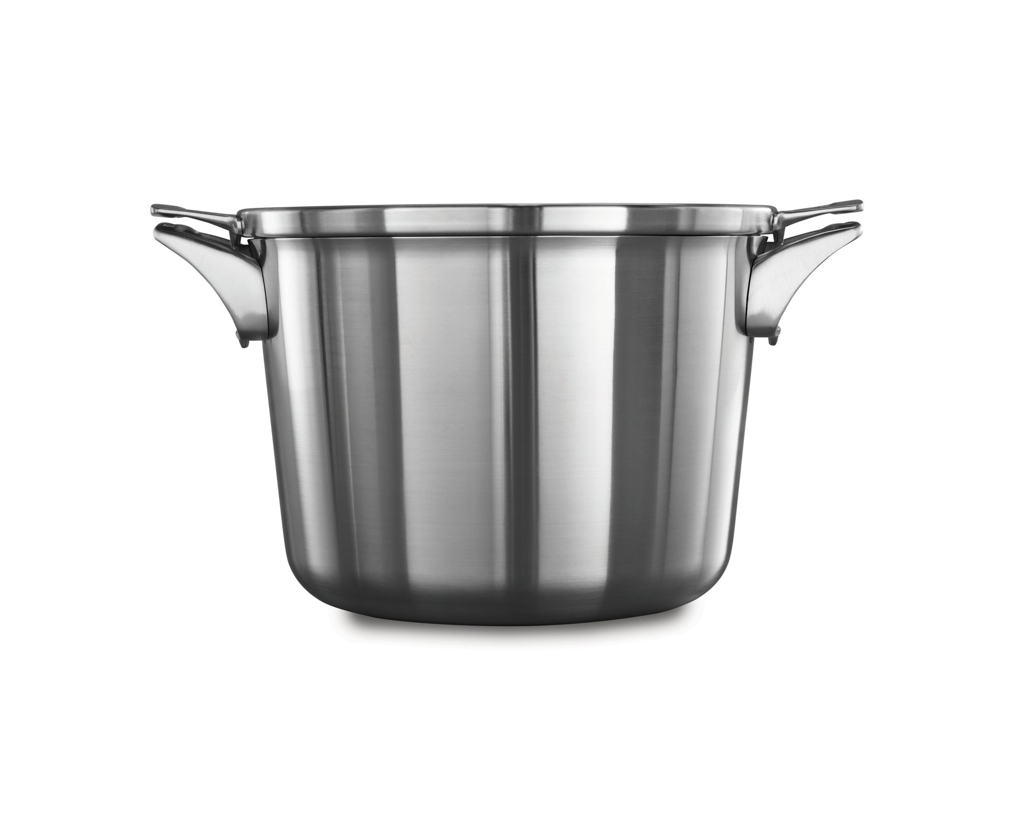 Calphalon Premier™ Space Saving Stainless Steel 8 qt. Stock Pot with Cover