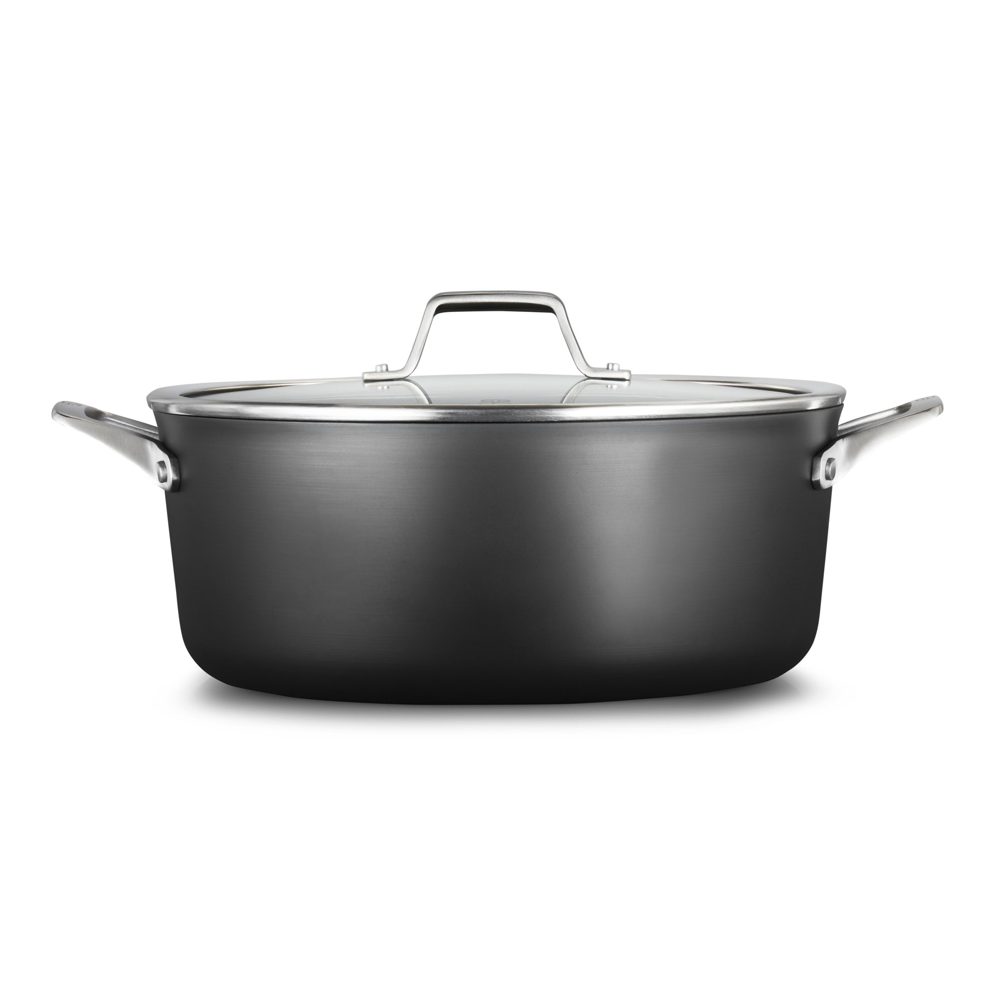 Calphalon Premier Hard-Anodized Nonstick 8.5-Quart Dutch Oven with Cover
