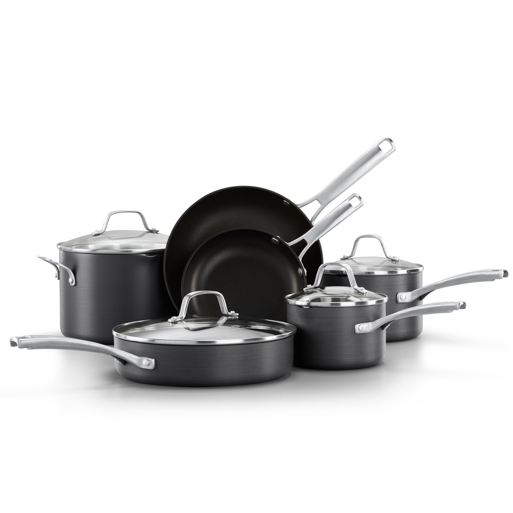 Calphalon Classic? Nonstick 10-Piece Cookware Set