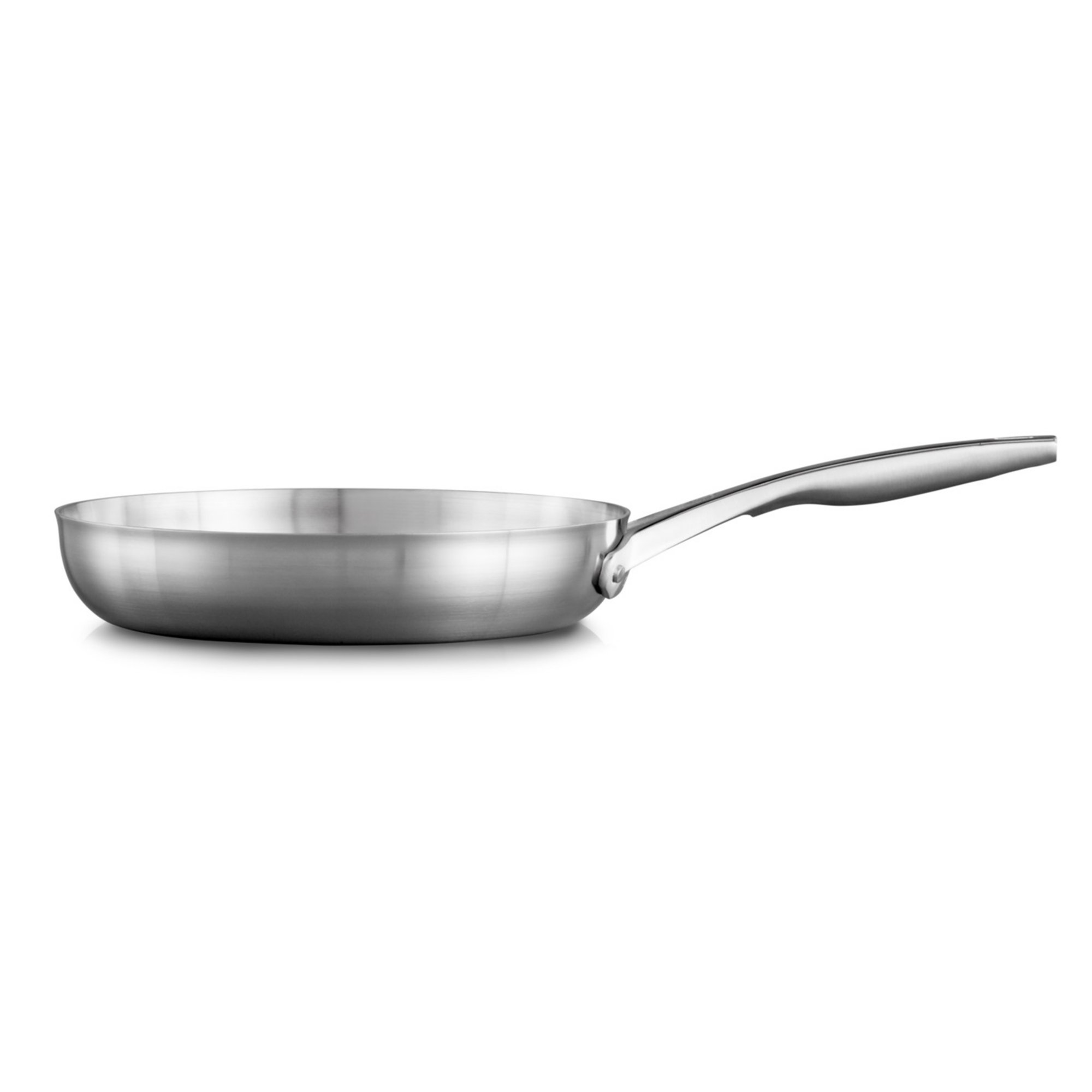 Calphalon? Premier? Stainless Steel 10-In Fry Pan