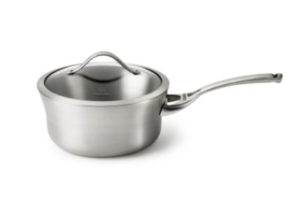 Calphalon Contemporary Stainless 3.5-qt. Sauce Pan with Cover