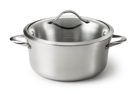 Calphalon Contemporary Stainless 6.5-qt. Soup Pot  with Cover