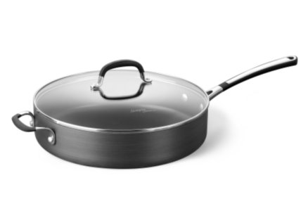 Simply Calphalon Nonstick 5-qt. Saute Pan with Cover