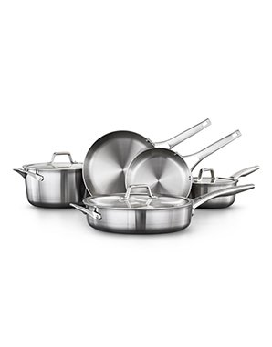 Calphalon Premier Stainless Steel Cookware