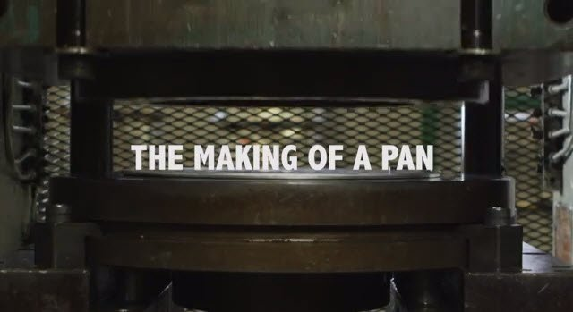 The Making of a Calphalon Pan