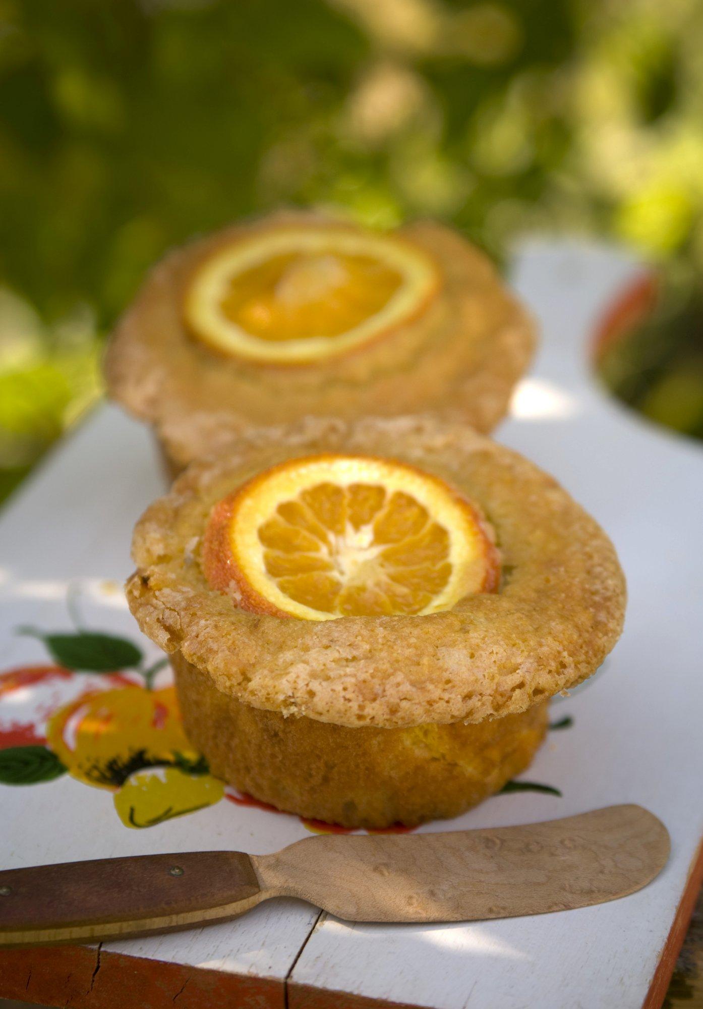 Orange Cornmeal Cake | CalphalonUSAStore