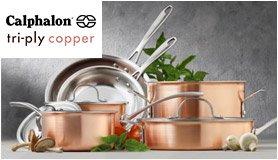 Calphalon TriPly Copper