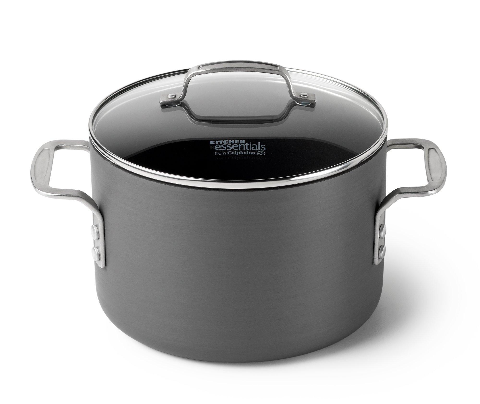 Calphalon Kitchen Essentials Nonstick 8-qt. Pasta Pot ...