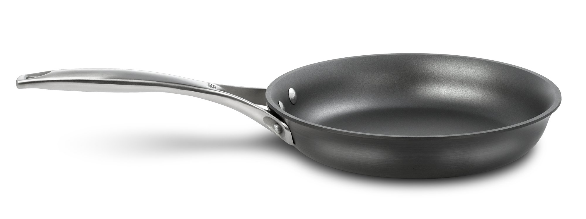 """New Calphalon Unison 8/"""" and 10/"""" Omelette Saute//Sear Frying Pan Set of 2"""