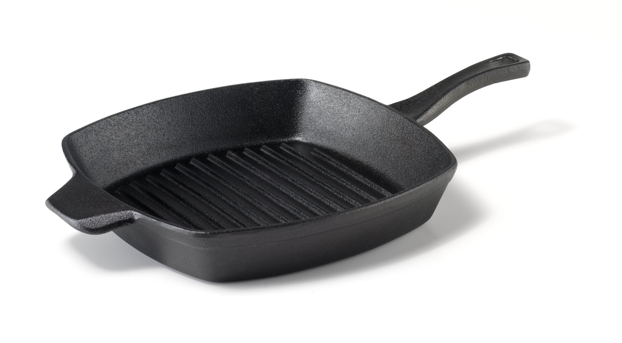 Calphalon Pre-Seasoned Cast Iron 10-in. Grill Pan