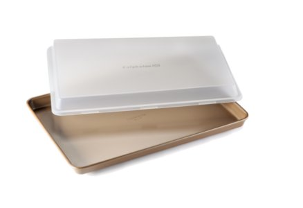 Simply Calphalon Nonstick Bakeware 12-in. x 17-in. Covered Baking Sheet
