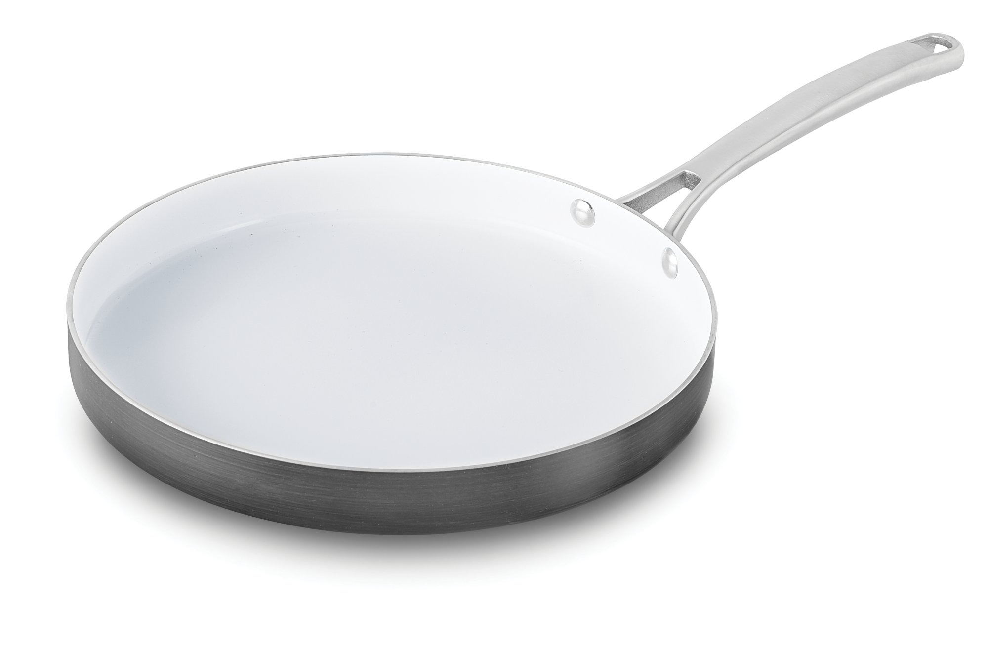 Calphalon Classic™ Ceramic Nonstick 12-in. Round Griddle Pan