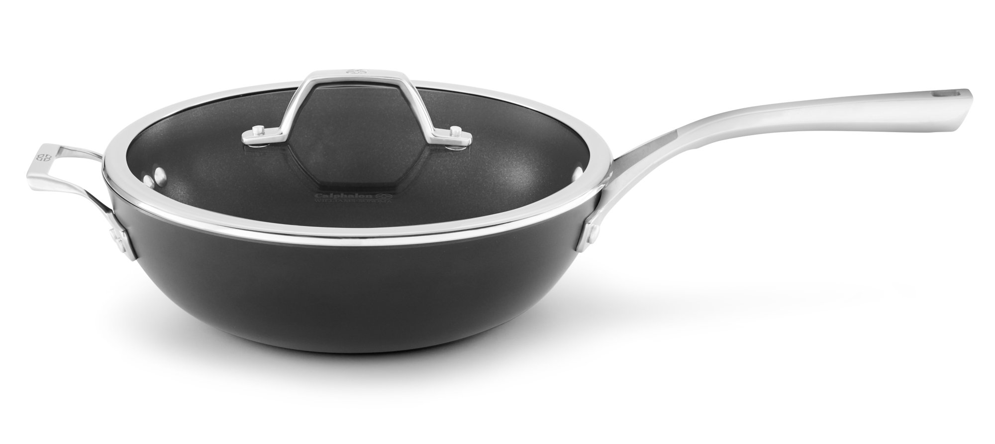 Calphalon Williams-Sonoma Elite Nonstick 4-Qt. Essentials Pan with Cover