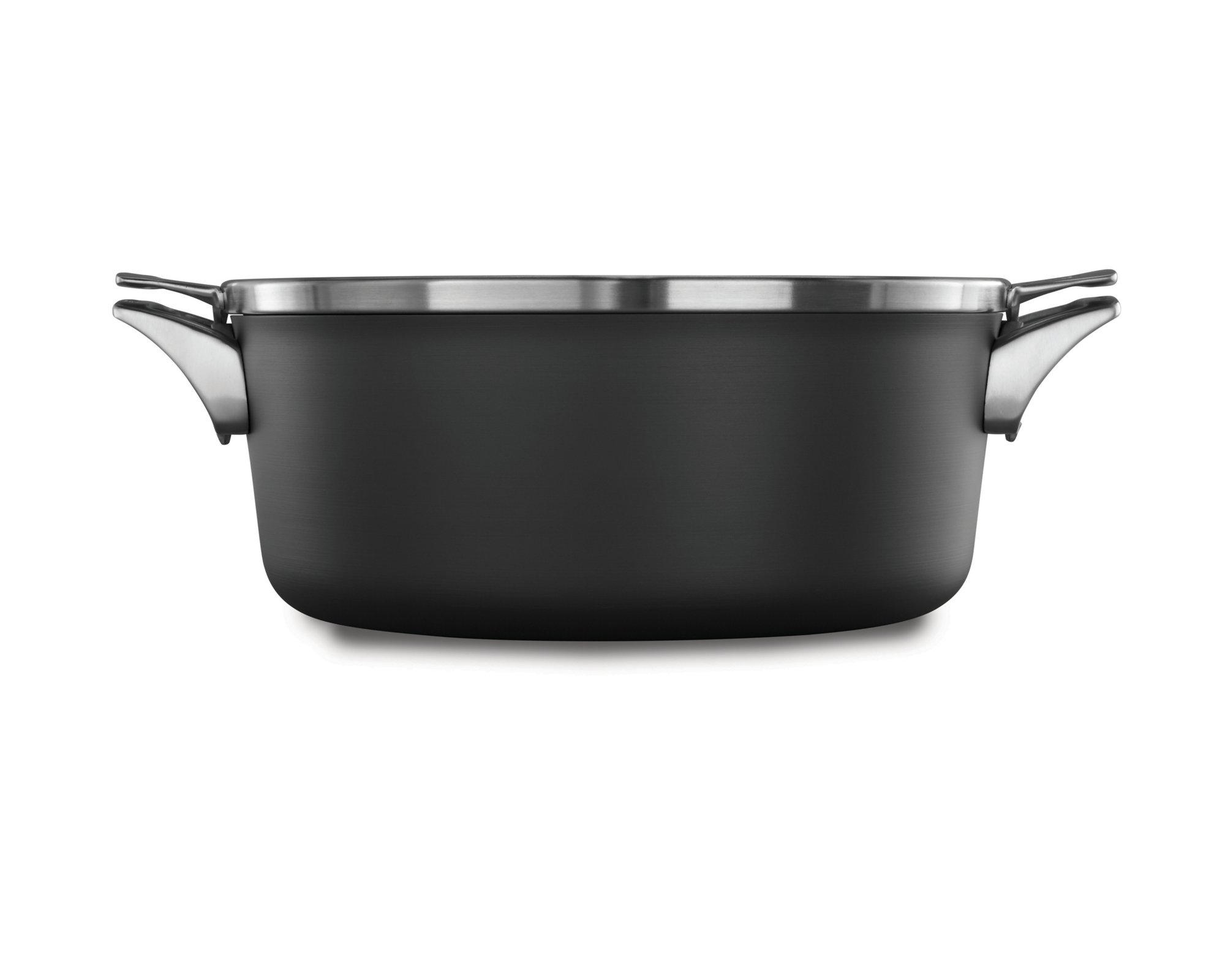 Calphalon Premier™ Space Saving Hard Anodized Nonstick 8.5 qt. Dutch Oven with Cover